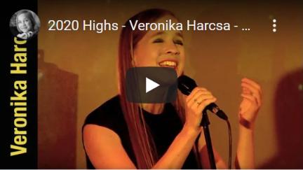 2020 Highs Veronika Harcsa & Bálint Gyémánt Quartet